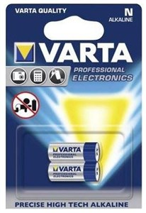 Image of   1x N Engangsbatteri Alkaline