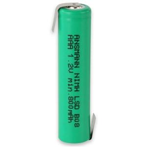 Image of   2311-3003 husholdningsbatteri Genopladeligt batteri Nikkel-Cadmium (NiCd)