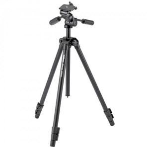 Image of   23362 kamerastativ Digital-/filmkameraer 3 ben Sort
