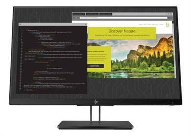 "Image of   23,8"" Z24nf G2 5ms black monitor"