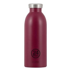 Image of   Clima 500 ml Dagligt forbrug, Fitness, Vandring Rød Rustfrit stål
