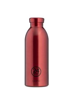 Image of   Clima 500 ml Dagligt forbrug Rød Rustfrit stål