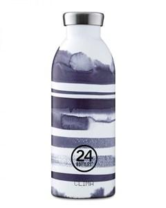 Image of   Clima 500 ml Dagligt forbrug Violet, Hvid Rustfrit stål