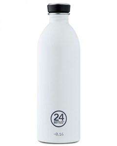 Image of Urban Bottle 1000 ml Dagligt forbrug Hvid Rustfrit stål