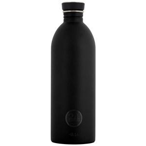 Image of Urban Bottle 1000 ml Dagligt forbrug Sort Rustfrit stål