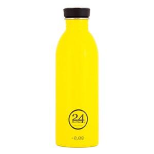 Image of Urban Bottle 500 ml Dagligt forbrug Gul Rustfrit stål