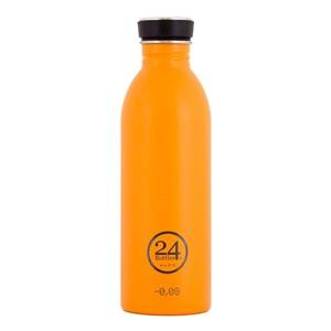 Image of Urban Bottle 500 ml Dagligt forbrug Orange Rustfrit stål