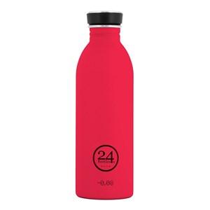 Image of Urban Bottle 500 ml Dagligt forbrug Rød Rustfrit stål