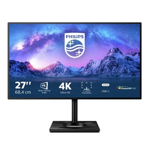 """Billede af 279C9/00 computerskærm 68,6 cm (27"""") 3840 x 2160 pixel 4K Ultra HD LED Sort"""