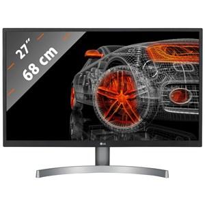 """Billede af 27UL500-W computerskærm 68,6 cm (27"""") 3840 x 2160 pixel 4K Ultra HD LED Sølv"""