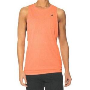 T-shirt til Mænd uden Ærmer Asics Gpx Loose Slvless Orange M