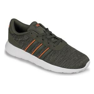 Image of   Løbesko til voksne Adidas LITE RACER Grøn Orange 40 2/3 (EU) - 7 (UK)