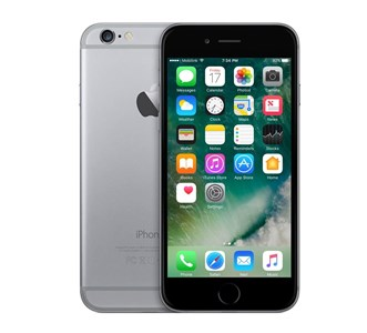 Image of   2nd by Renewd iPhone 6 Space Gray 64GB Remade/Refurbished
