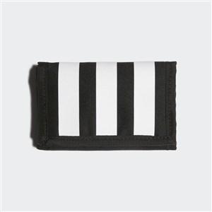 3-STRIPES wallet Boy/Girl Polyester Black