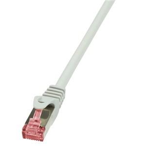 Billede af 30m Cat.6 S/FTP netværkskabel Grå Cat6 S/FTP (S-STP)
