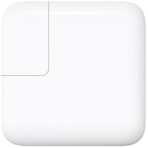 """Image of   30W USB-C Power Adapter, For 12"""" MacBook and iPhones"""