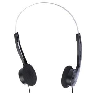 Image of   32253 hovedtelefoner/headset Sort