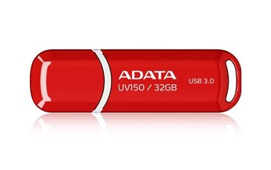 Billede af 32GB DashDrive UV150 USB flash drive USB Type-A 3.2 Gen 1 (3.1 Gen 1) Red