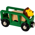 33966 Lion and Wagon