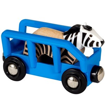 33967 Zebra and Wagon