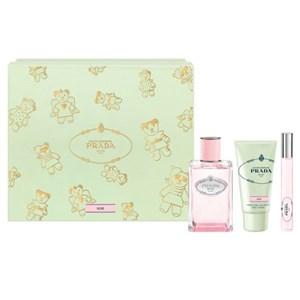 Parfume sæt til kvinder Infusion Rose Prada (3 pcs)