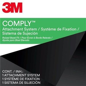 Image of   3M COMPLY Attachment System - Bezel Laptop Type