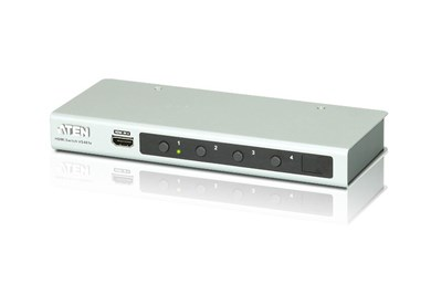 Image of 4-Port Hdmi Switch Sølv