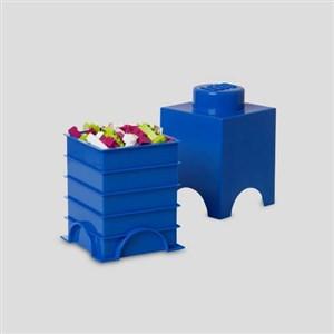 40011731 opbevaring af legetøj Blå
