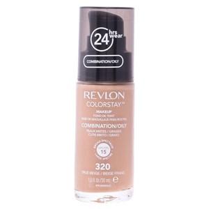 Image of   Flydende Makeup Foundation Colorstay Revlon 320 - True Beige - 30 ml