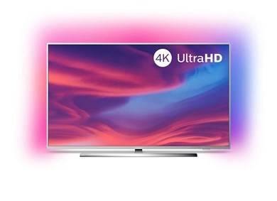 "Image of   43PUS7354/12 TV 109,2 cm (43"") 4K Ultra HD Smart TV Wi-Fi Sølv"