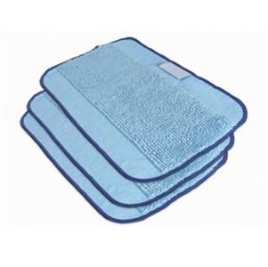 Image of   4409706 rengøringsklud Mikrofiber Blå 3 stk