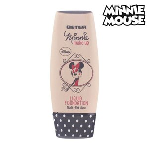 Image of   Flydende makeup foundation Minnie Beter 1 - nude 35 ml