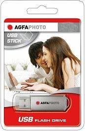 Image of 4GB Drive USB-nøgle USB Type-A 2.0 Grå