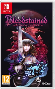 Image of Bloodstained: Ritual of the Night, Nintendo Switch videospil Basis Engelsk