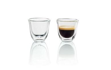 Image of   5513214591 kaffeglas Transparent 2 stk