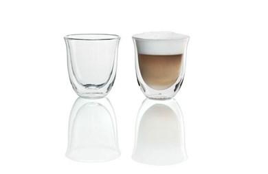 Image of   5513214601 kaffeglas Transparent 2 stk 190 ml