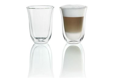 Image of   5513214611 kaffeglas Transparent 2 stk 220 ml