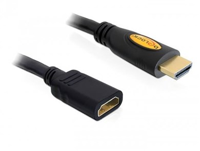 Image of   5m HDMI HDMI cable HDMI Type A (Standard) Black