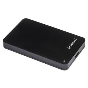 Image of   6021512 ekstern harddisk 4000 GB Sort