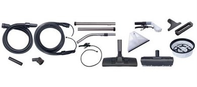 Image of   607326 støvsuger tilbehør & forsyning Beholder vakuum Dysesæt