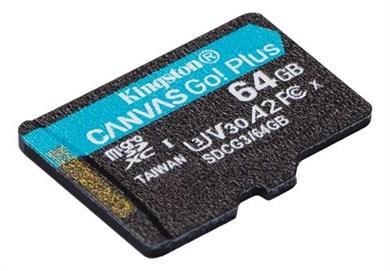 64GB microSDXC Canvas Go Plus 170R A2 U3 V30 no Adapter