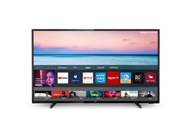 "Image of   6500 series 58PUS6504/12 TV 147,3 cm (58"") 4K Ultra HD Smart TV Wi-Fi Sort"