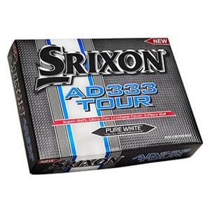 Srixon Golfbold Srixon AD333 Tour Hvid (12 Uds)