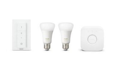 Image of   70135200 intelligent belysning Smart lighting kit Hvid Bluetooth 18 W