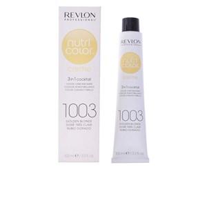 Farvecreme Nutri Color Revlon 1003 - Golden blonde - 100 ml