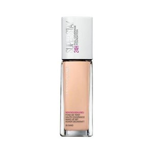 Image of   Flydende makeup foundation Superstay Maybelline (30 ml) 49 - Amber beige