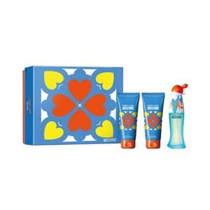 Parfume sæt til kvinder Cheap And Chic I Love Love Moschino (3 pcs)