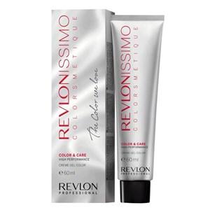 Permanent hårfarve - creme Revlonissimo Color Revlon (60 ml) 4,11 - medium intensive ash brown