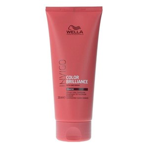 Conditioner til farvet hår Invigo Color Brilliance Wella (200 ml)