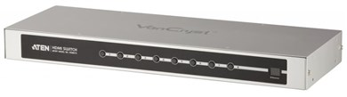 Image of 8-Port Hdmi Switch Sølv